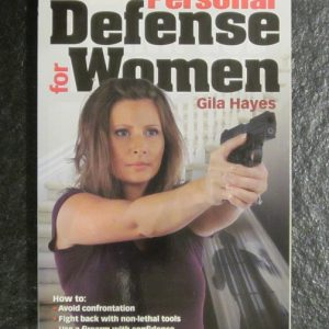 Personal Defense for Women by Gila Hayes-0