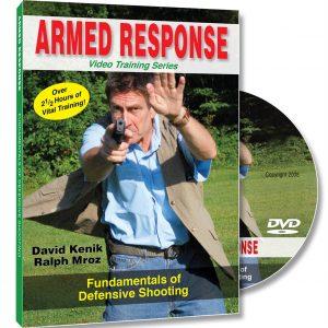 Armed Response Series - Fundamentals of Defensive Shooting-0