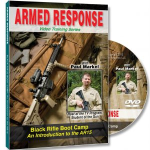 Armed Response Series - Black Rifle Boot Camp-0