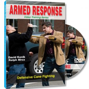 Armed Response Series - Defensive Cane Fighting-0